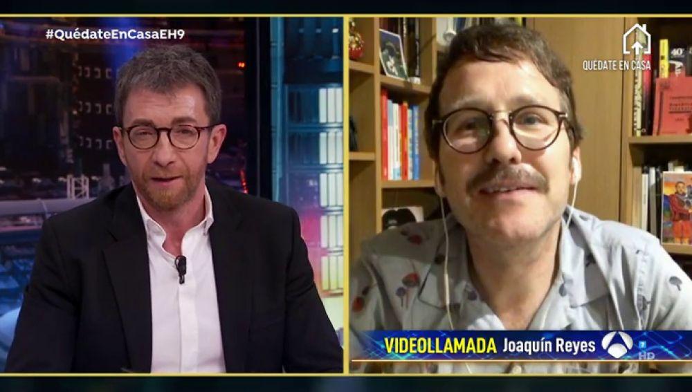 Disfruta de la entrevista al completo de Joaquín Reyes en 'El Hormiguero 3.0