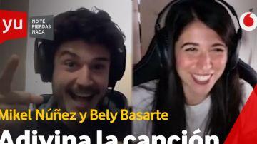 Mikel Núñez y Bely Basarte