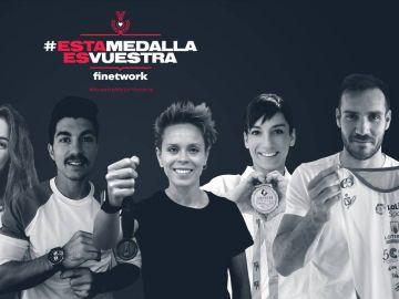La campaña de la Cruz Roja