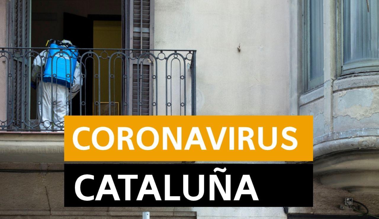 Coronavirus Cataluña: Última hora y noticias de hoy, en directo