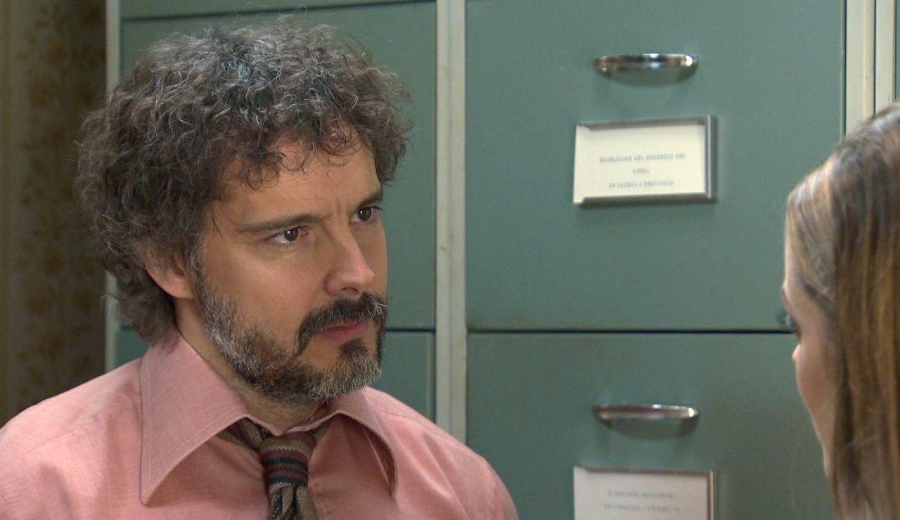 La emotiva conversación entre Guillermo y Lourdes provocada por los celos