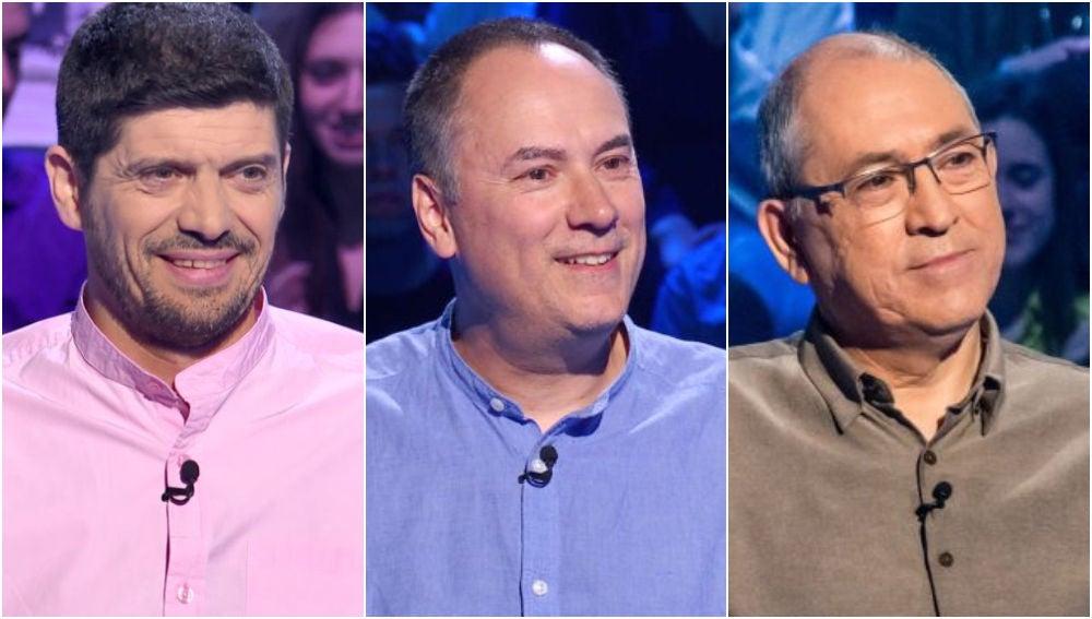 El mayor reto de 'Los Lobos' tras '¡Boom!': ¿Quién llegó más lejos en '¿Quién quiere ser millonario?'?