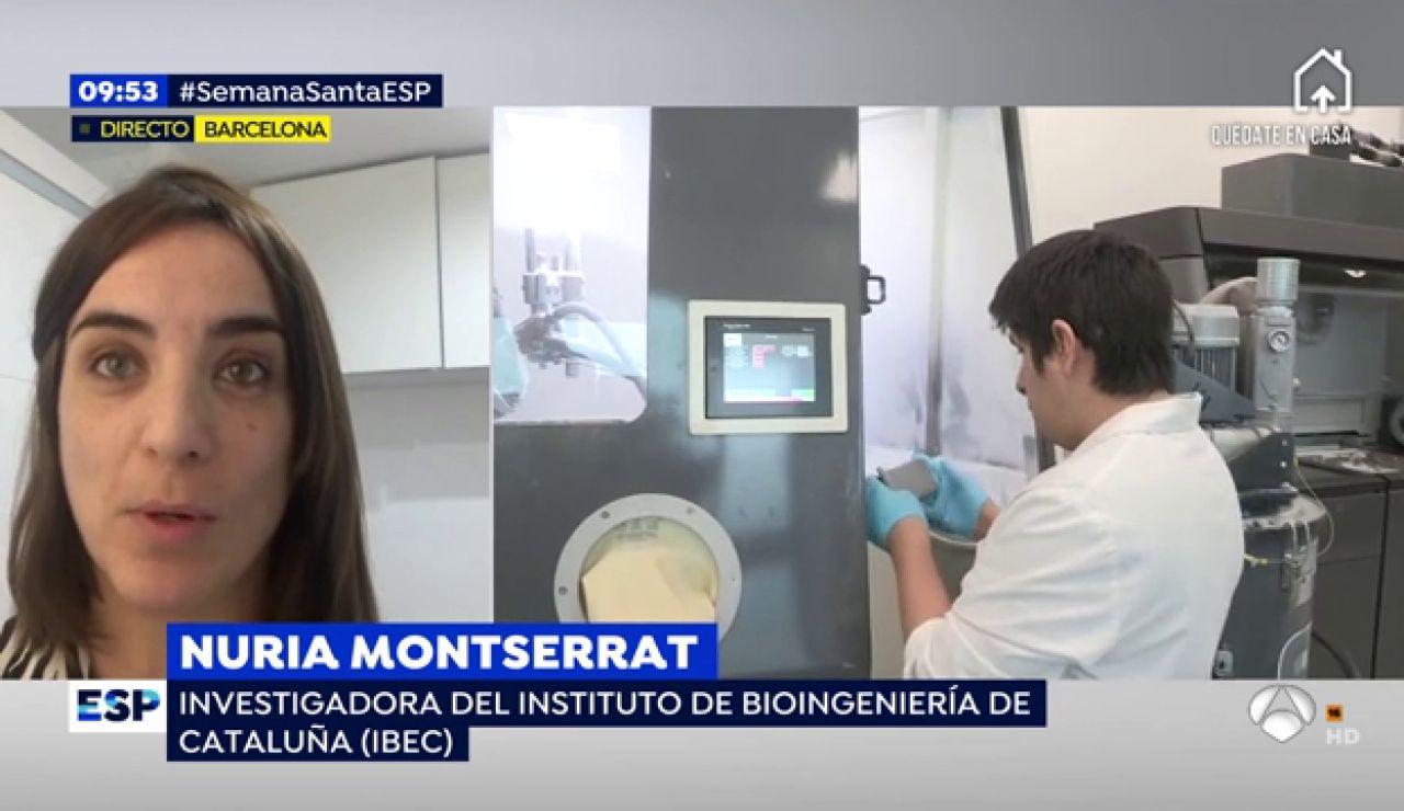 Nuria Montserrat.