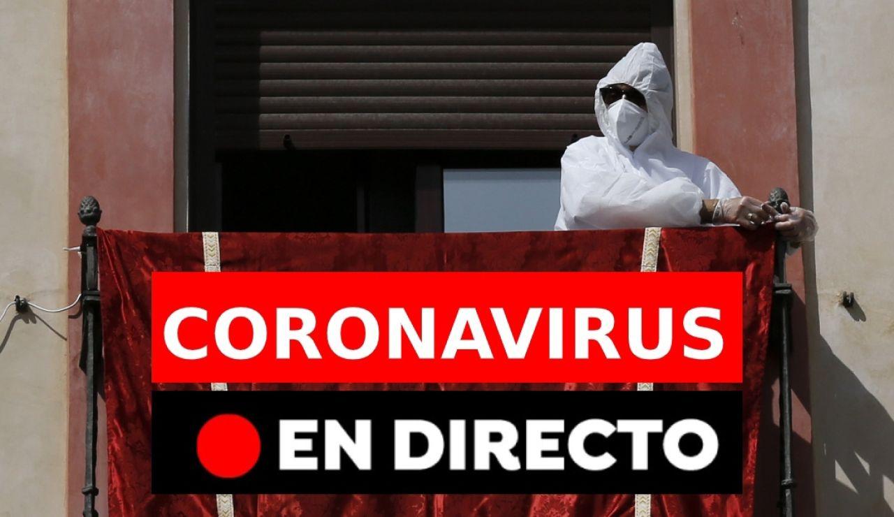 Coronavirus España: Últimas noticias de hoy y última hora, en directo