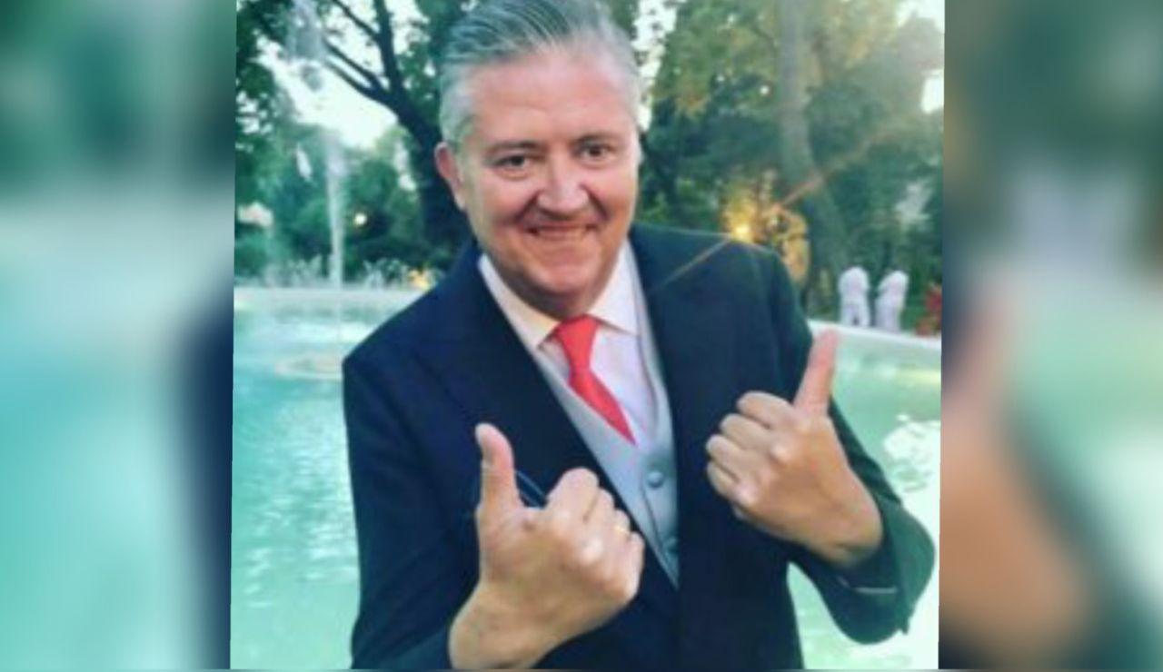 El doctor Luis Pérez Suárez, fallecido por coronavirus