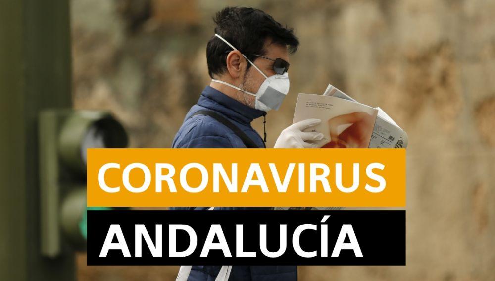 Coronavirus Andalucía: Últimas noticias de hoy, en directo