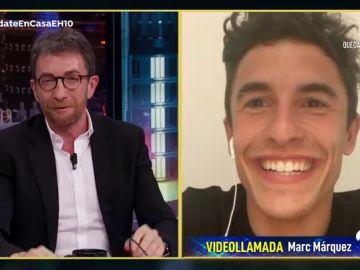 Las normas de Marc Márquez y su hermano para 'pelearse' durante la cuarentena