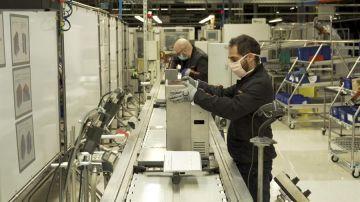 Empresa reconvertida para fabricar respiradores