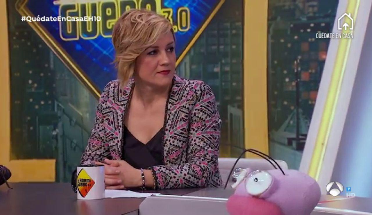 ¿Saldrán adelante los pactos de La Moncloa? ¡Cristina Pardo opina en 'El Hormiguero 3.0'!