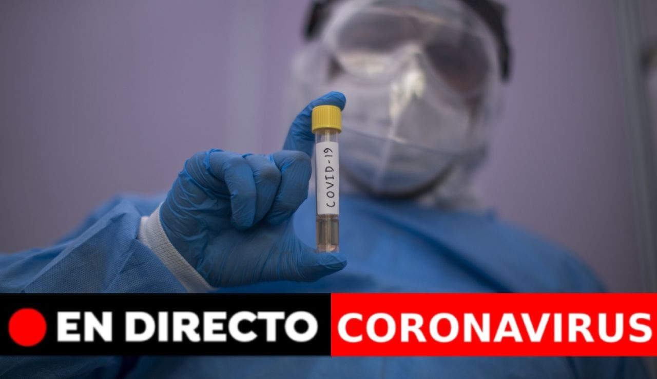 Coronavirus España: Última hora de hoy martes 7 de abril, en directo