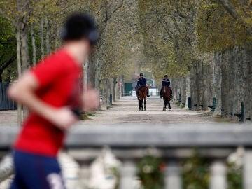 Francia limita el deporte en la calle durante el coronavirus