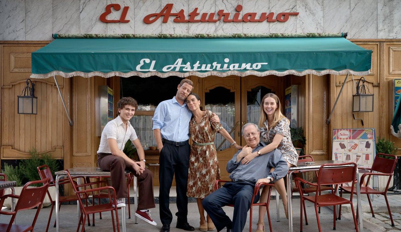 La familia Gómez, los Asturianos de 'Amar es para siempre' en la temporada 8