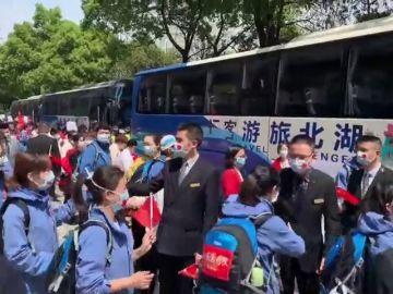 Primer día en China sin muertes por coronavirus