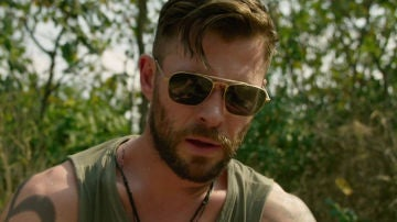 Chris Hemsworth en 'Extraction'