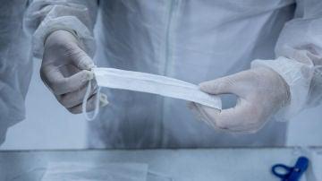 Coronavirus: Cómo hacer mascarillas caseras paso a paso