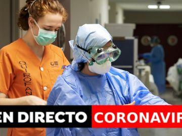 Coronavirus España: Últimas noticias en Madrid, Barcelona y resto de España, en directo