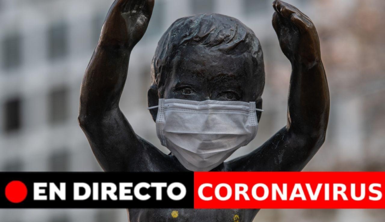 Coronavirus España: Última hora y noticias de Madrid, Barcelona y el resto de España hoy, en directo