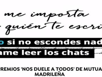Premios 'Nos duele a todos' de Mutua Madrileña
