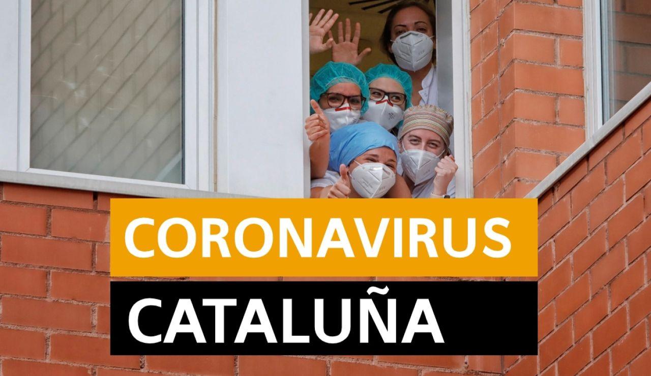 Coronavirus Cataluña: Última hora de hoy miércoles 8 de abril, en direco