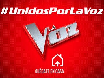 Este fin de semana, quédate en casa con los talents de 'La Voz'