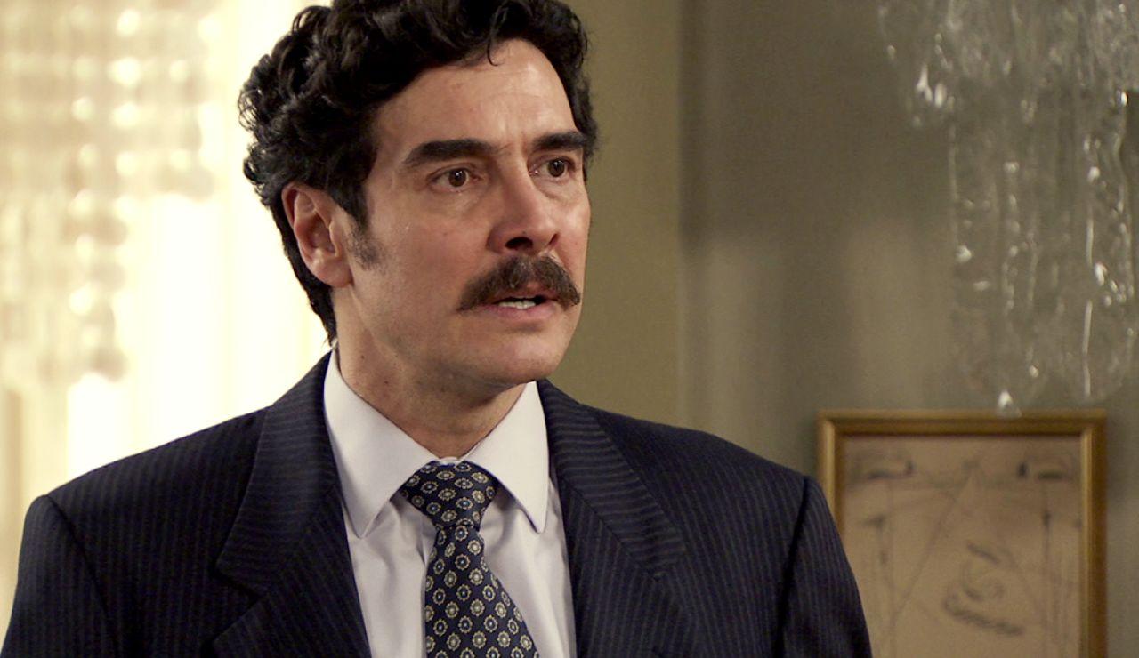 """Avance 'Amar es para siempre': Armando revela su """"as en la manga"""" para recuperar a Lourdes"""