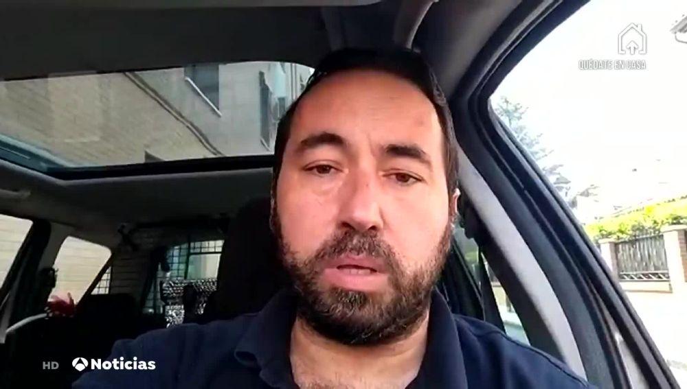 David Martínez ha perdido a un familiar por el coronavirus