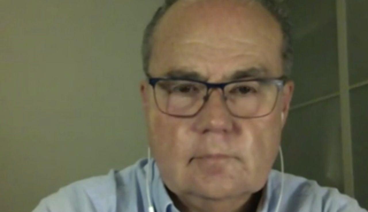 Antonio Trilla, jefe de Epidemiológica del Hospital Clinic: El 26 de abril se podrían poner medidas de desescalamiento