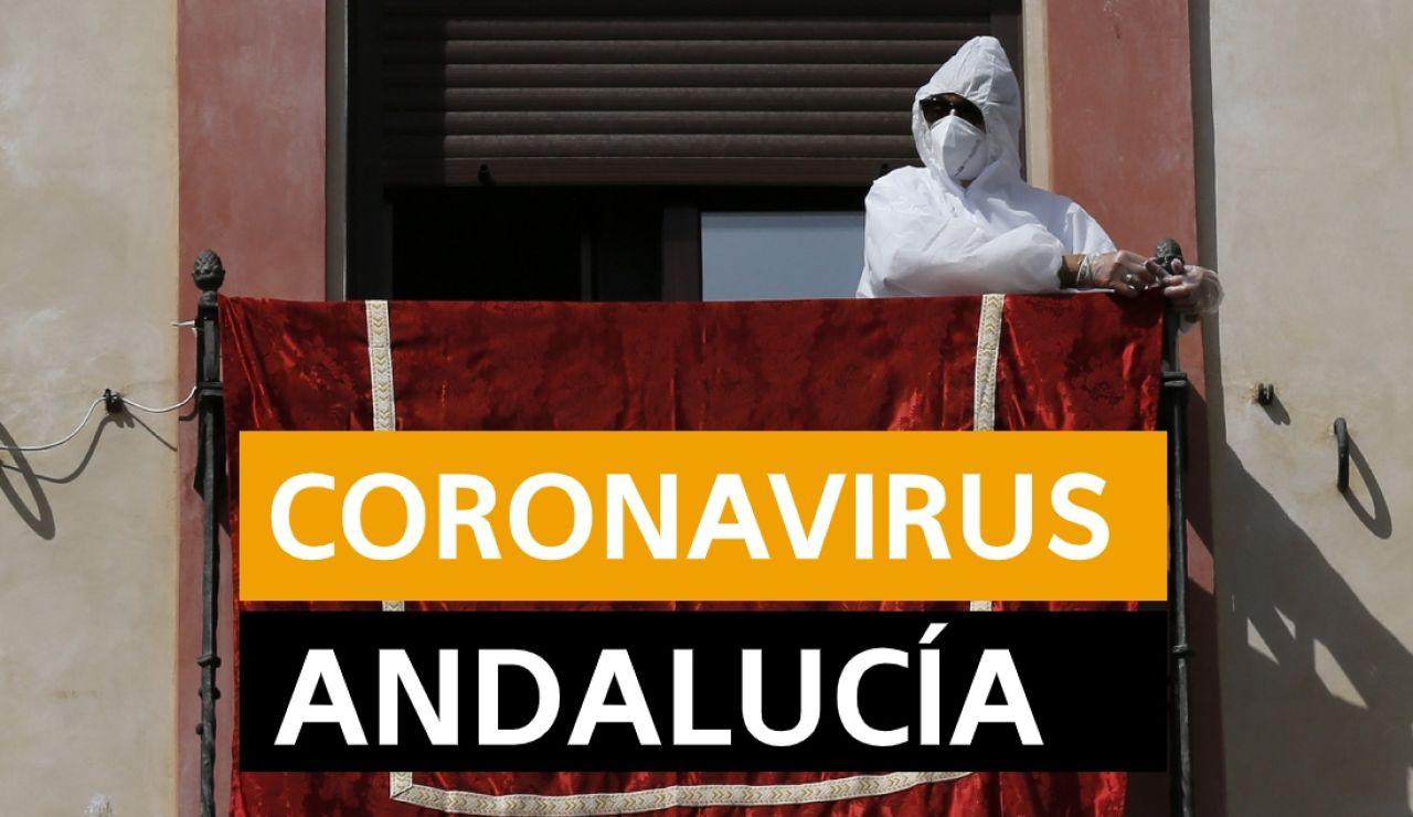 Coronavirus Andalucía: Última hora, datos y noticias de hoy miércoles 8 de abril, en directo