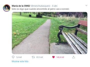 Tuit de @menchubasquero