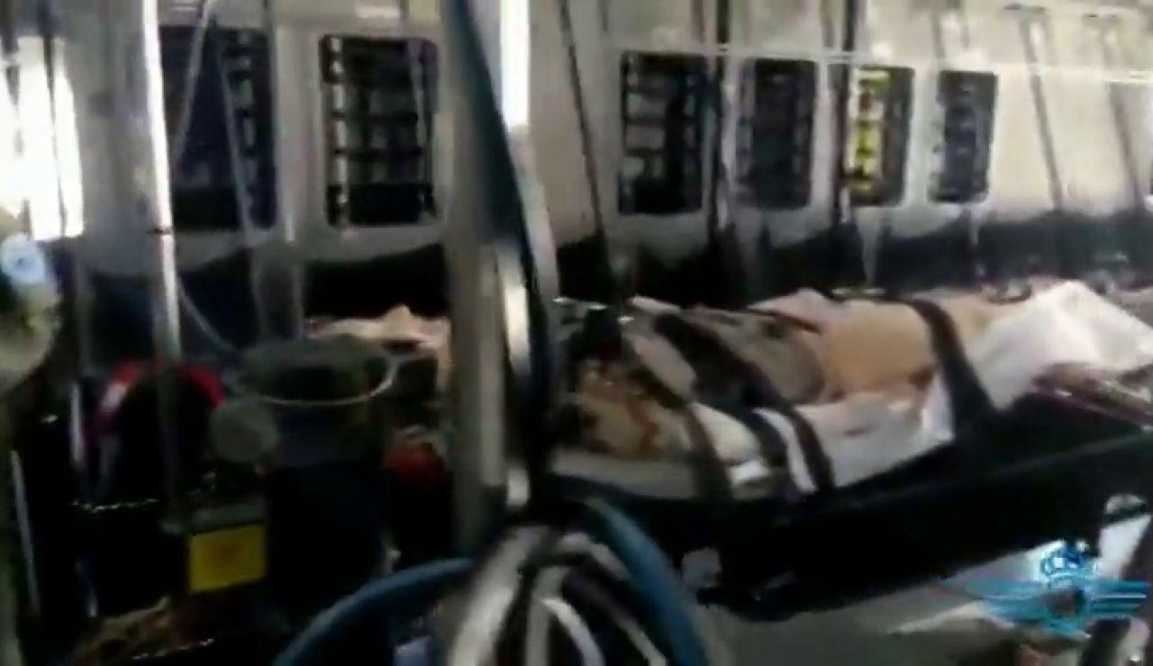 Defensa habilita un avión para transportar a pacientes críticos durante el estado de alarma por el coronavirus
