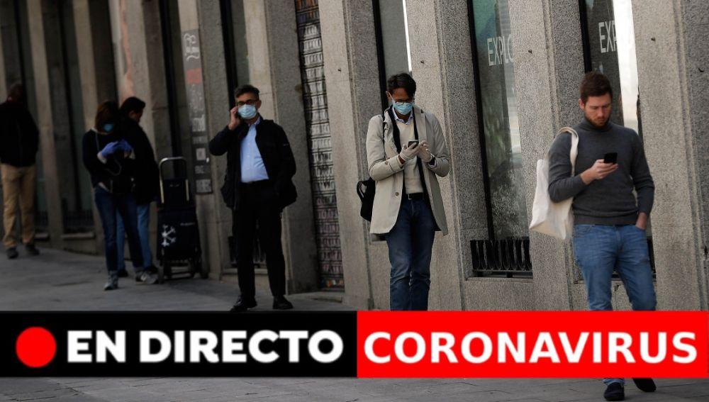 Coronavirus España: Última hora y noticias de hoy jueves 9 de abril, en directo