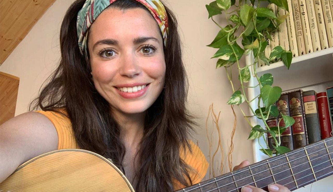 Detalles de la nueva temporada de #Luimelia y un dulce final musical de Carol Rovira durante su directo 'Quédate en casa' de ATRESplayer