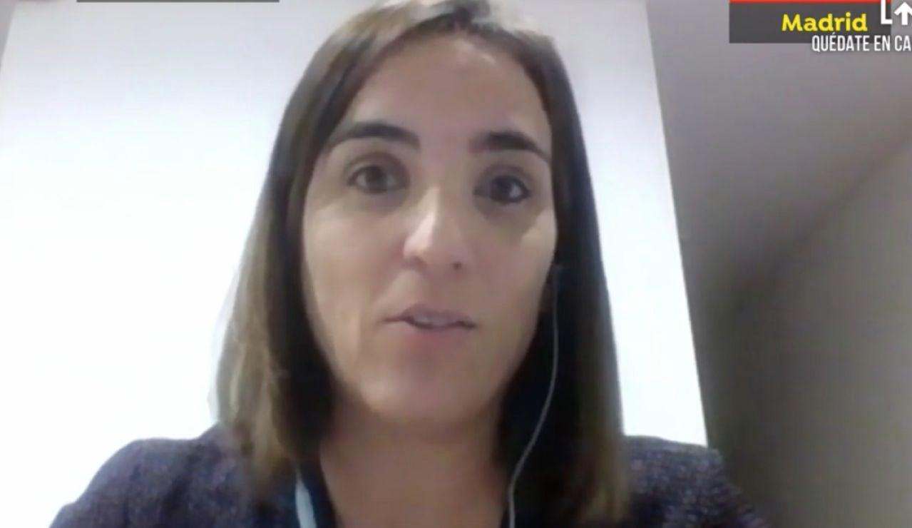 Nuria Montserrat, investigadora del instituto de bioingeniería de Cataluña