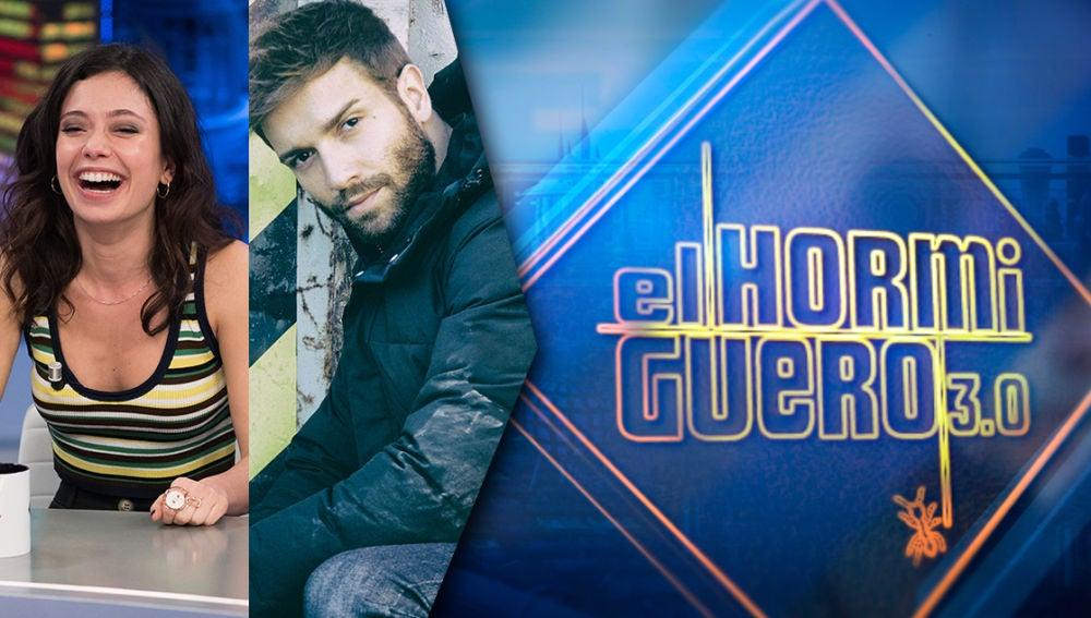 El lunes, el cantante Pablo Alborán y la actriz Anna Castillo se divertirán en 'El Hormiguero 3.0: quédate en casa'