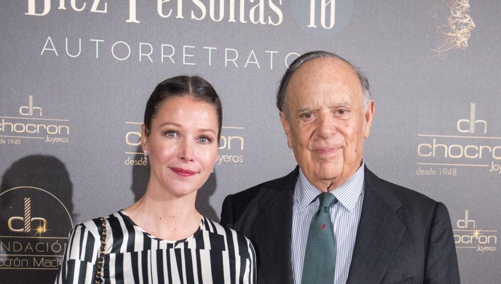 Esther Doña y Carlos Falcó