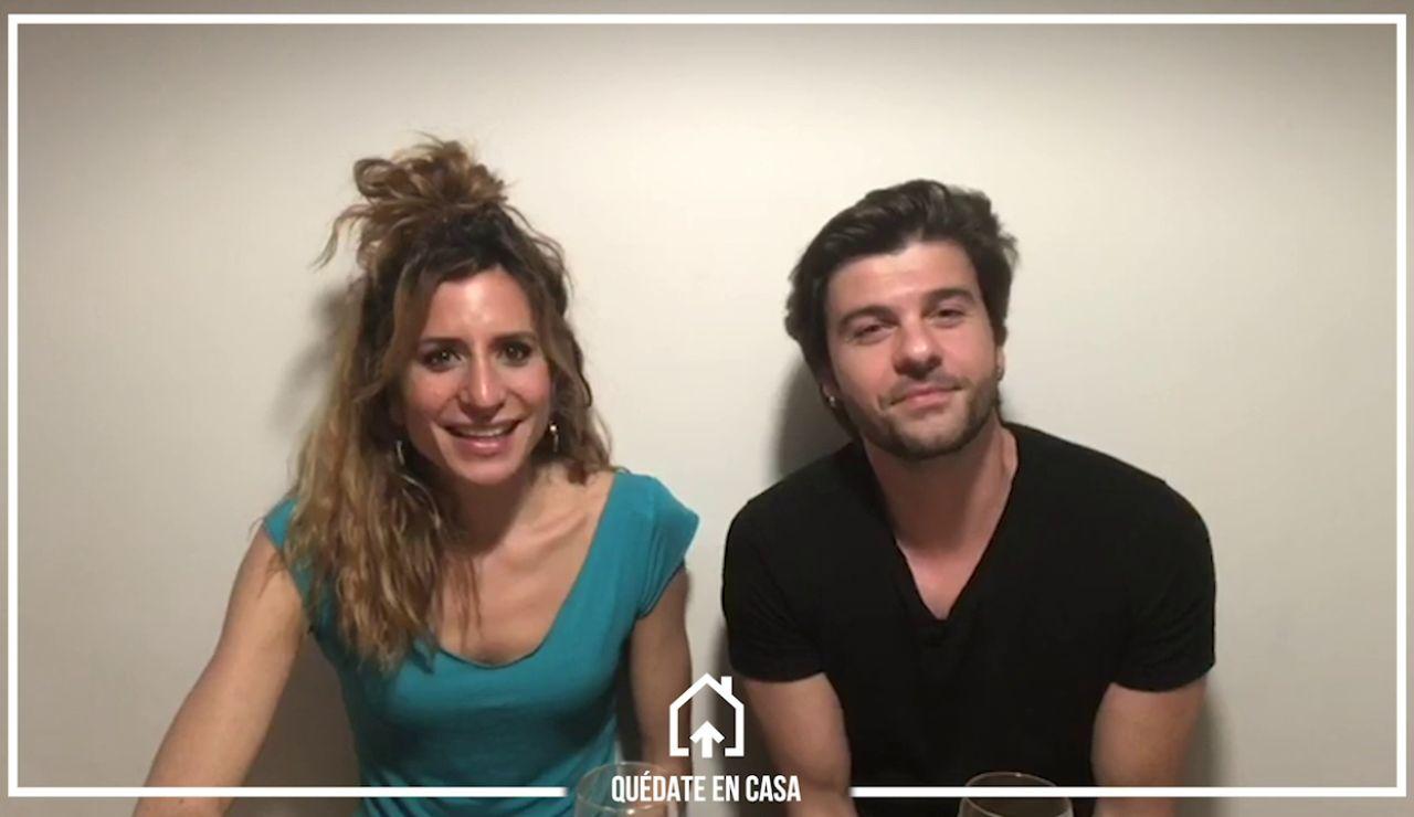 Encerrados con Marta Tomasa y Jordi Coll: Descubrimientos e historias de la cuarentena