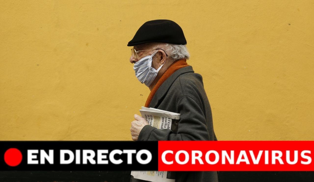 Coronavirus | Últimas hora del coronavirus en España hoy, noticias en directo