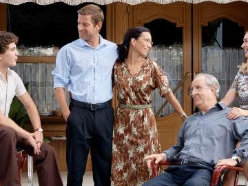 La familia Gómez de 'Amar es para siempre'