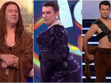 Arturo Valls y su debilidad por los disfraces: 10 ideas originales para los espectáculos en los balcones