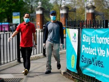 Epidemia de coronavirus en Reino Unido