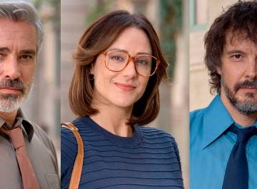 Adrià Collado, Luz Valdenebro y David Janer