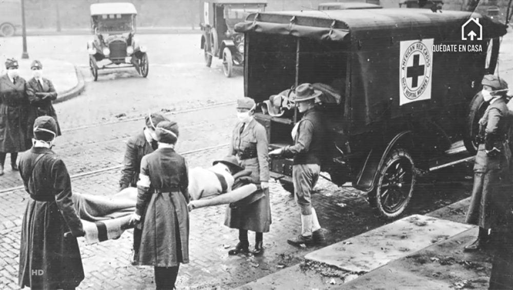 Coronavirus: semejanzas y diferencias con la 'gripe española' de 1918