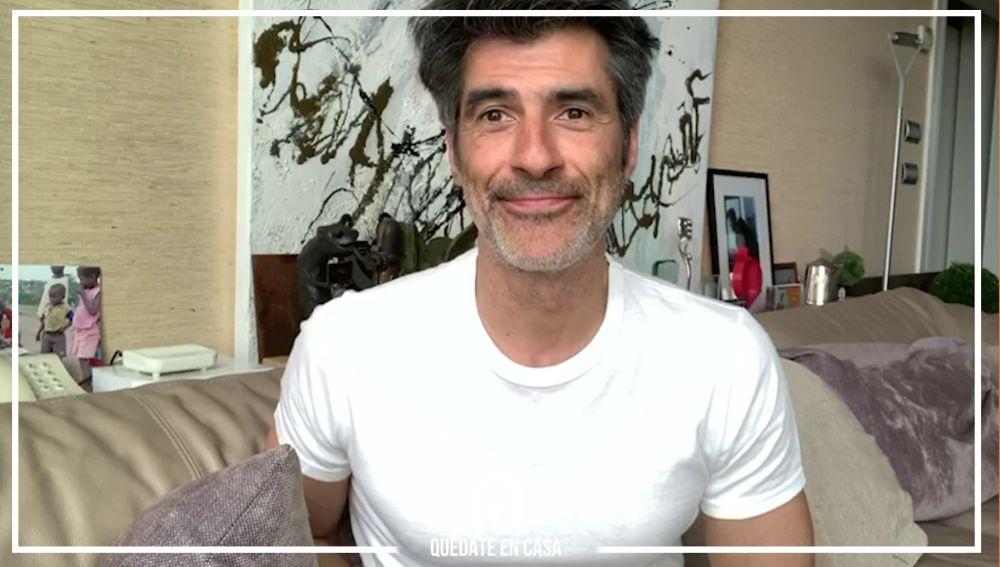 Encerrados con Jorge Fernández: Una dieta perfecta, motivación a raudales y mucha música