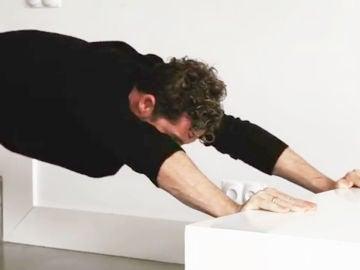 David Bisbal muestra el lado oculto del videoclip casero de 'Si tú la quieres', su tema junto a Aitana