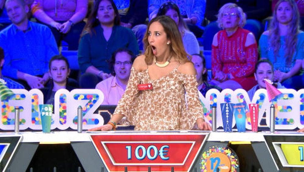 ¡Unos verdaderos afortunados! La espectacular suerte de los concursantes  de 'La ruleta de la suerte'