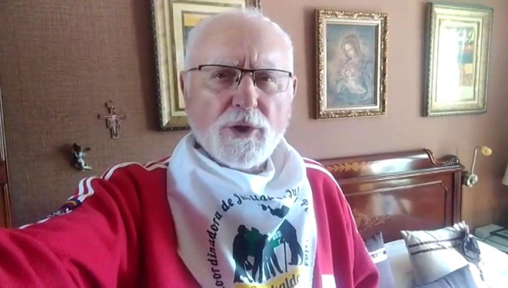 """""""Se van sin molestar los que menos molestan"""", un poema de los pensionistas vascos a los mayores fallecidos por coronavirus"""