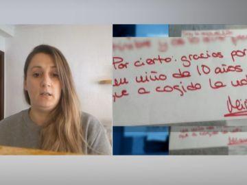 Miriam Armero, la cajera de Cartajena