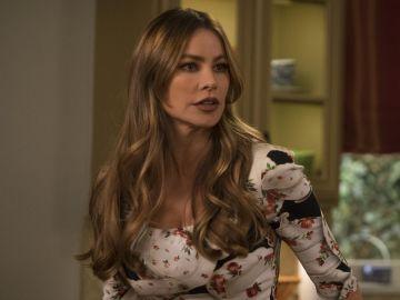 Sofia Vergara como Gloria en 'Modern Family'