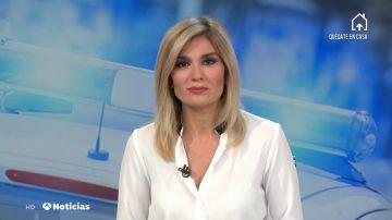 Sandra Golpe en Antena 3 Noticias