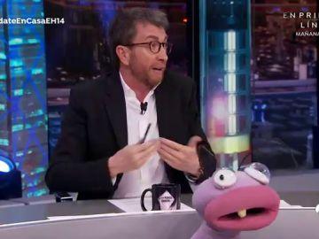 """Pablo Motos, sobre el incumplimiento de la cuarentena de Mariano Rajoy: """"Ha salido a pasear porque se cree que es especial"""""""